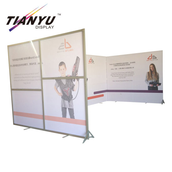 Standard modulare Impressionante Trade Show Booth display 10X10